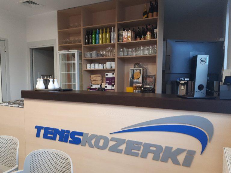 Kawiarnia Cafe Bistro w Kozerkach