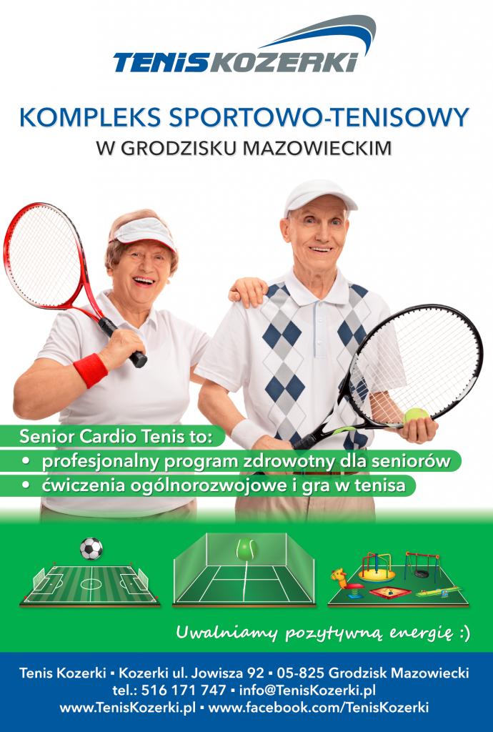 Senior Cardio Tenis
