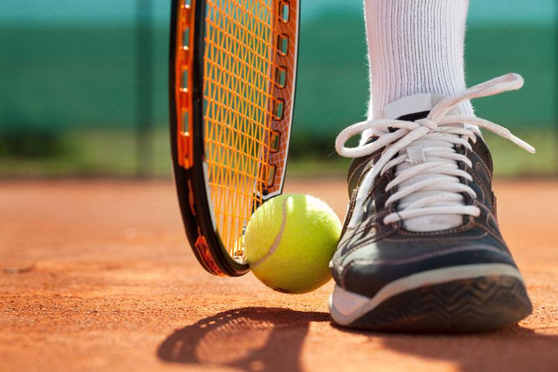 Tenis Kozerki - korty do tenisa ziemnego