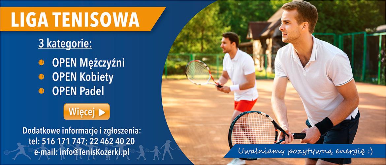 Liga Tenisowa w Tenis Kozerki