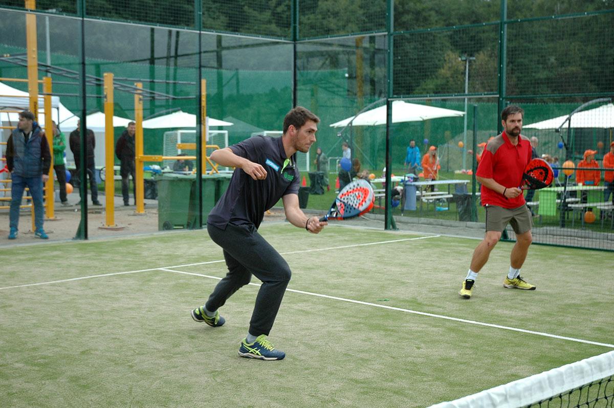 Otwarcie Tenis Kozerki