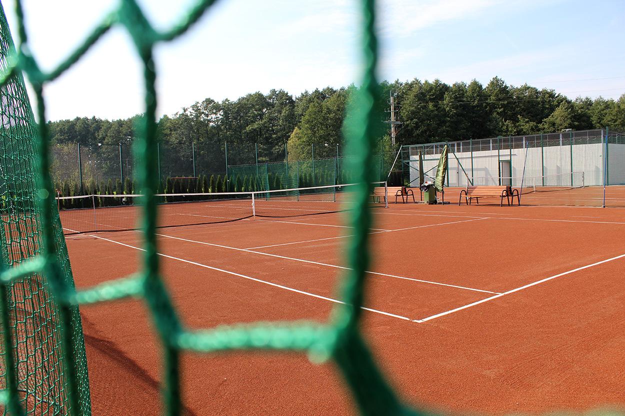 Korty do tenisa ziemnego