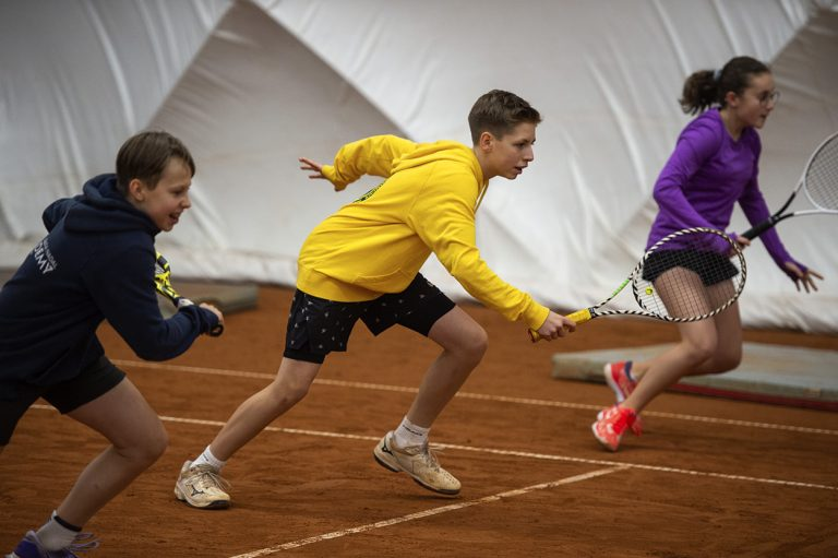 Tenis Kozerki Winter Camp
